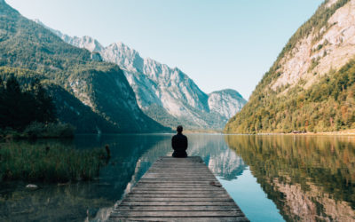 Nature can help to heal yourself—wherever you are